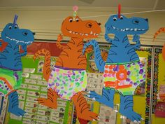 Craft to go with Book, Dinosaurs Love Underpants