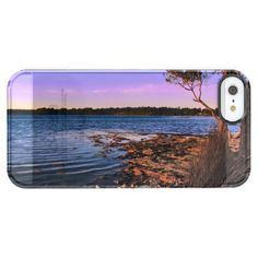 Jervis Bay, Banks Edge 2 Uncommon Clearly™ Deflector iPhone 5 Case