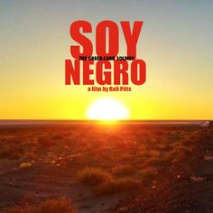 New name: Soy Nero by Rafi Pitts.  #Berlinale2016 In Competition. Poster.