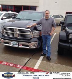 https://flic.kr/p/Nw59yZ | #HappyAnniversary to Gregs and your 2015 #Ram #1500 from Everyone at Huffines Chrysler Jeep Dodge RAM Plano! | www.deliverymaxx.com/DealerReviews.aspx?DealerCode=PMMM