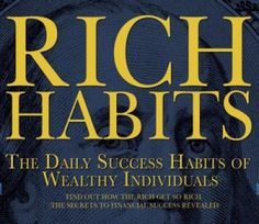 The Habits of the Wealthy