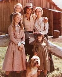 Little House on the Prairie! my all time FAVORITE tv show <3