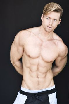 Blonde hunks picture 20