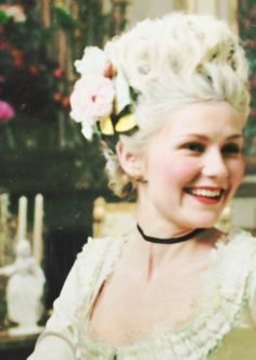 Marie Antoinette love this movie so much maybe not a valentines theme story but I love the colours in it