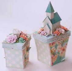 Mitt Lille Papirverksted: Sommer Bryllup