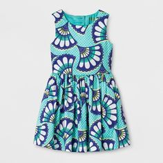 2a6520b05 Add sweet style to your little gal's warm-weather wear with this cotton  Dress from
