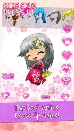 26 Awesome Things You Can Learn From Online Anime Dress Up Games Free