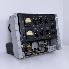 """Fairchild 670 #535 (Used) - Vintage King Audio - hardware unit - This is considered the """"holy grail"""" of tube compressors"""