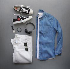 Rayas y Cuadros: Blog de Moda Masculina: Moda para hombre en Instagram (CLIII)