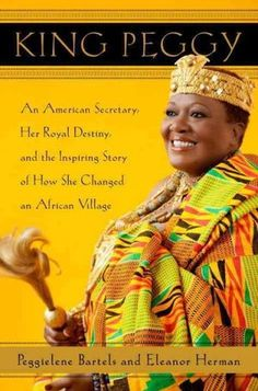 King Peggy of Otuam, Ghana.. ive read this and throughly enjoyed it i recommend it to all-SC