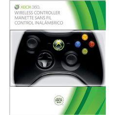 Xbox 360 Wireless Controller (Matte Black) - NEW  Price: $37.99  Free shipping