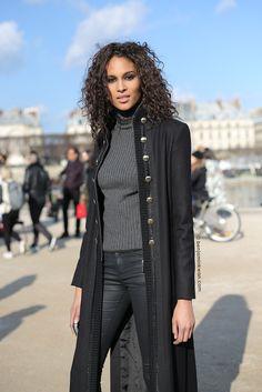 snappedbybenjaminkwan:  Cindy Bruna at Elie SaabFW 2016 - 2017 Paris Snapped by Benjamin KwanParis Fashion Week     MORE FASHION AND STRET STYLE