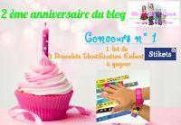 [Actualité] 2 ème anniversaire du blog, place aux festivités !!! {concours n°1} - Félie et ses monstres gentils @FelieMonsters
