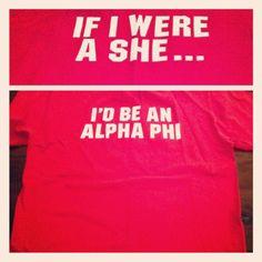 Alpha Male Tshirt