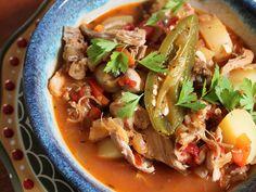 Guisado de Pollo (Chicken and Potato Stew)