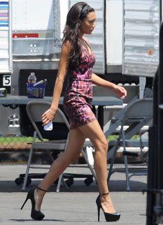 Santana in Glee's Season 5 Premiere