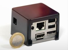 "CuBox Pro Open Source Mini PC Announced Just 2"" square and still supports HD video output and under $200."
