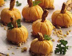Cheese Pumpkins. #mesadedoces #shopfesta