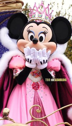 Princess Minnie <3