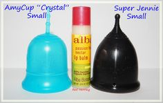 """AmyCup """"Crystal"""" Small vs Super Jennie Small"""