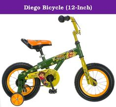 8ddae3a177cff The Diego bicycle has a single speed with both foot brakes for easy lerning  that will grow with your child. Product Features Oversized frame with