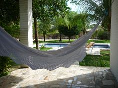 Lay down, read a book, drink a fresh coconut, sleep. Calm down and relax here at this beautiful place. Great Places, Beautiful Places, You Can Do Anything, Next Holiday, Outdoor Furniture, Outdoor Decor, Coconut, Relax, Sleep