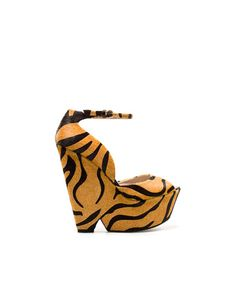 TIGER WEDGE - I HAVE TO HAVE THEM... GEAUX TIGERS!
