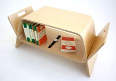 The Penguin Donkey 2 by Ernest Race for Isokon Plus.