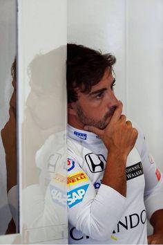 Fernando Alonso Austrian GP 2016