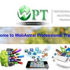 Welcome to WebAstral Professional Training   ABOUT US Welcome to WebAstral Professional, a Web Design and iPhone Development, Android Development, Develop. http://slidehot.com/resources/best-industrial-training-in-chandigarh-and-mohali.60775/