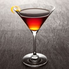 The Blackthorn:   2 oz Michael Collins Blended Irish Whiskey   1 oz Sweet vermouth   2 dashes Angostura Bitters   1 dash Absinthe   Garnish: Lemon twist    Glass: Cocktail