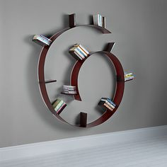 """With the popularity of bookshelves in the design, bookshelves have gradually become a display design for putting decorations and decorating the space mood. More and more families choose to install """"bookshelves"""" in the decoration process. Bookshelf Design, Bookshelves, Bookcase, Ron Arad, Incredible Gifts, Still Life Photos, Flat Ideas, Light Therapy, Display Design"""