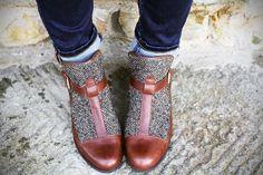 #fashion #shoes stivaletti marroni