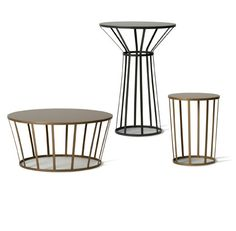 Petite Friture - Hollo Stool and Tables