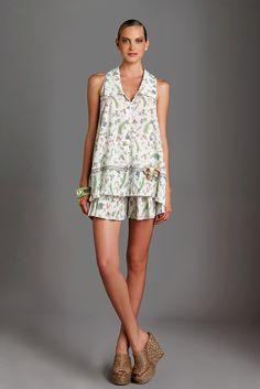 BOTANIC s/s 2015  #botanic #treasures #bikini #madeinitaly #beachwear #print #voulan #platformshoes