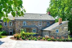 Take a step back in time and own a piece of history. The original John Cope House, circa 1726 is a Georgian Stone Farmhouse. This stone farmhouse has been completely restored. This historic home is a masterpiece of colonial and contemporary craftsmanship and features satin finished hardwoods that include chestnut, poplar, pine and oak. The home comes with 5 fireplaces with constructed wood mantles. The fabulous kitchen comes with state-of-the-art commercial grade appliances and a hearth room…