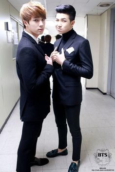 Jin and Rapmon