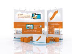 Exhibition Stand Design (923)
