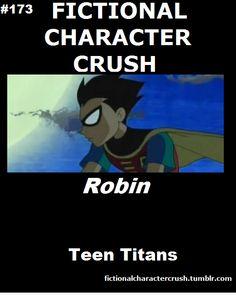 Fictional Character Crush: Photo