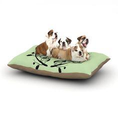 "Jaidyn Erickson ""Foxybuns"" Dog Bed"