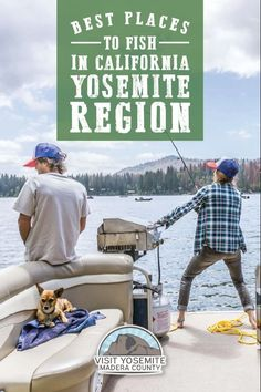Apr 27, 2021 - The Yosemite | Madera county region is one of the best places to fish in California! You'll find top places to fish in and outside of Yosemite National Park along with some additional travel tips in this article. Yosemite California, Places In California, Yosemite Valley, California Travel, Us National Parks, Yosemite National Park, Travel Expert, Travel Tips, Travel With Kids