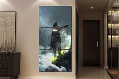 A stunning design of Sasuke from Naruto stretched over 3 pieces of canvas. Check out our anime merchandise store for more posters, figures, clothing and so on! Naruto And Sasuke, Anime Naruto, Poster Mural, Online Posters, Anime Toys, Anime Merchandise, Anime Outfits, All Anime, 3 Piece