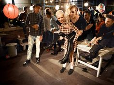doc martens campaign party - Google Search