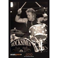 DrumHeads!!-Kalender 2010, 5,00 €