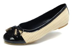 Tory Burch 8700 patent leather flats