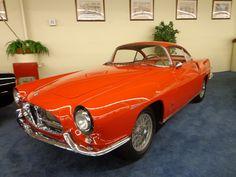 Alfa Romeo 1900 SS Ghia coupé 1954