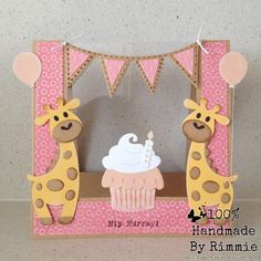 100% Handmade By Rimmie: Dubbel feest!