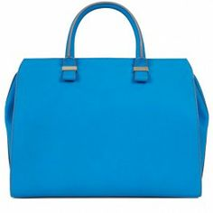The Soft Victoria leather tote  posh