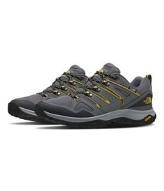 Men's Ultra Fastpack IV Mid FUTURELIGHT™ Shoes   The North Face Best Trail Running Shoes, Hiking Shoes, Yellow Bamboo, Hiking Fashion, Wide Shoes, Waterproof Shoes, Boots For Sale, The North Face, Leather