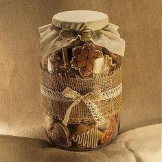 Vianočné medovníčky v pohári by najmedovniky - SAShE.sk - Handmade Vianoce